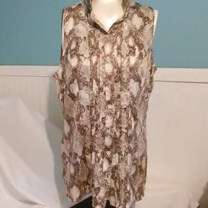 The Limited Blouse. Size Large